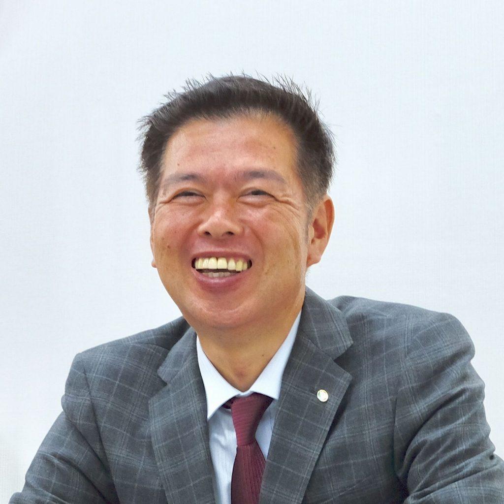 株式会社プラスホーム代表取締役の能勢健一さん